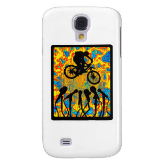 Bike Super Sonic Galaxy S4 Cover