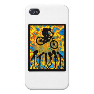 Bike Super Sonic iPhone 4/4S Covers