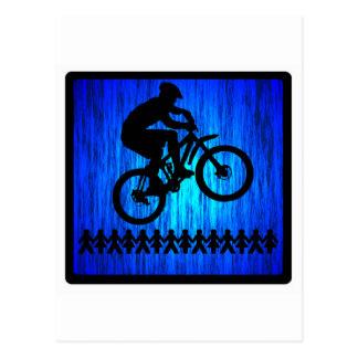 Bike sus pies postales