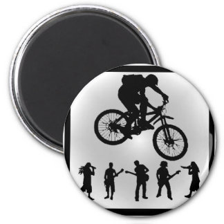 Bike the Breakers Magnet