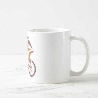 Bike the Mojave Coffee Mugs
