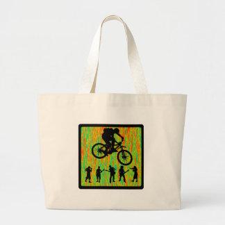 Bike The Strider Tote Bag