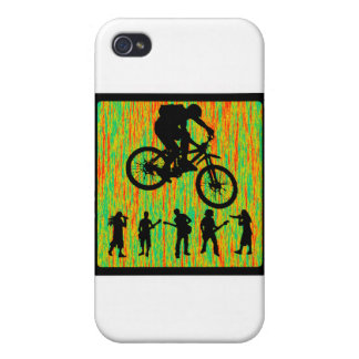 Bike The Strider iPhone 4/4S Cover