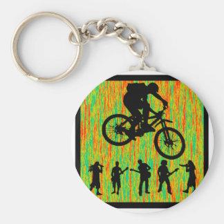 Bike The Strider Keychain