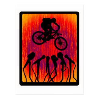 bike Township Blazer Postcard