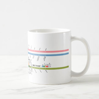 Bike Transit Coffee Mug