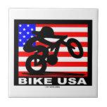 Bike USA Tiles