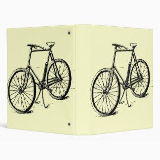 bike vinyl binder