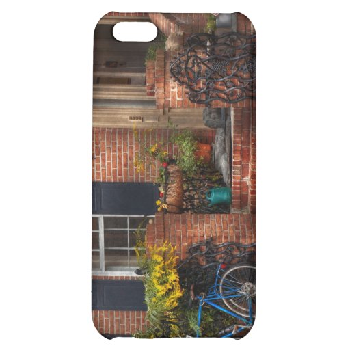 Bike - Waiting for a ride Case For iPhone 5C