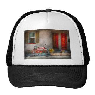 Bike - Welcome, doors open Trucker Hat