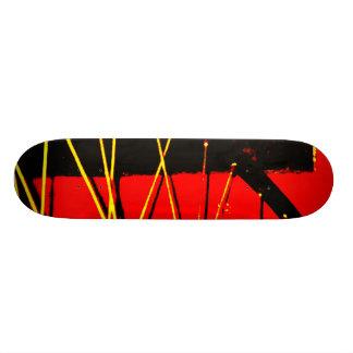 """""""Bike Wheel One"""" JTG Art Skateboard"""