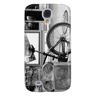 Bike Wheel Samsung Galaxy S4 Cover