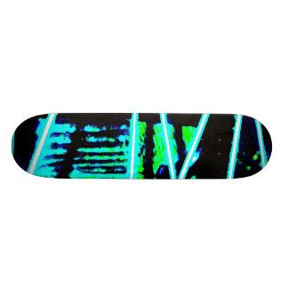 """Bike Wheel Three"" JTG Art Skateboard"