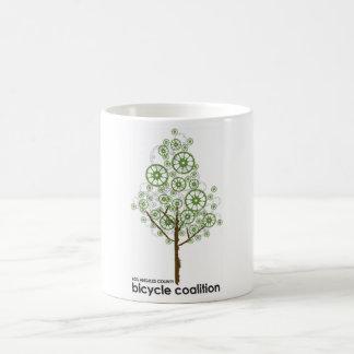 Bike Wheels Do Grow On Trees! Classic White Coffee Mug