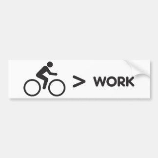 Bike > Work Sticker
