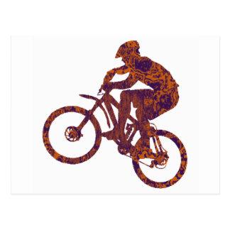 Bike Wrangler Tarjeta Postal