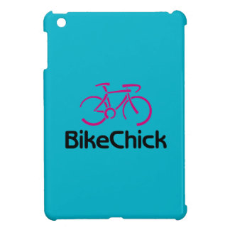 BikeChick Logo (new) iPad Mini Cases
