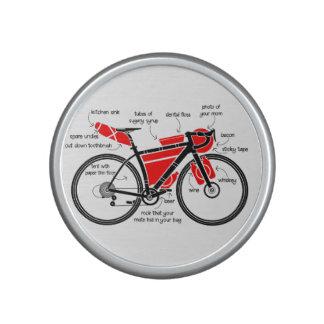 Bikepacking Speaker