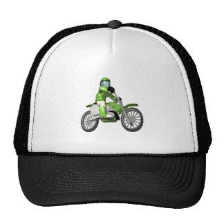 Biker 3 trucker hat