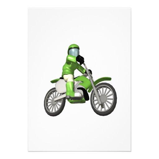 Biker 3 invites