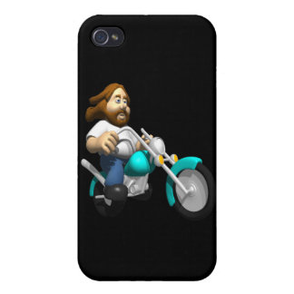 Biker 4 cases for iPhone 4