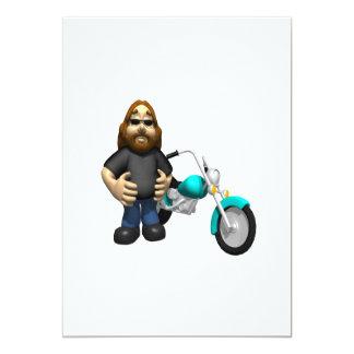 Biker 5 card