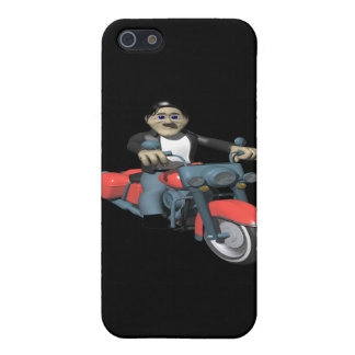Biker 7 cover for iPhone 5/5S