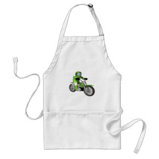 Biker 8 adult apron