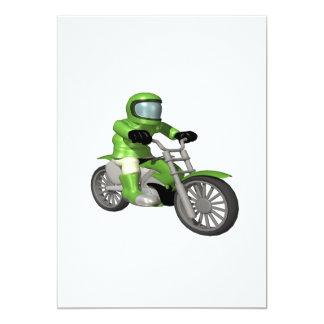 Biker 8 card