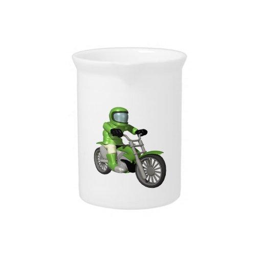 Biker 8 pitchers