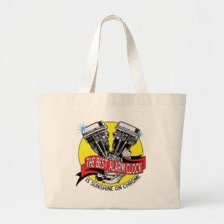 Biker Alarm Clock Bag