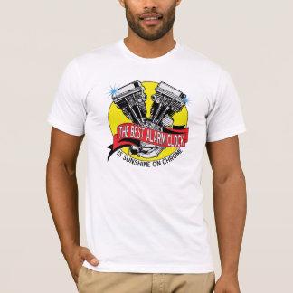 Biker Alarm Clock T-Shirt