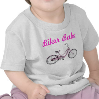 Biker Babe - and Proud of it! Shirt