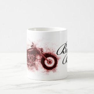 Biker Babe Coffee Mug