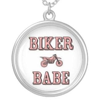 Biker Babe Necklace