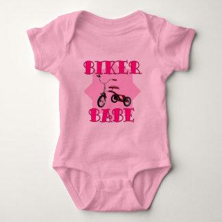 Biker Babe /pink Shirts