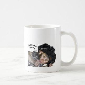Biker Baby Coffee Mug