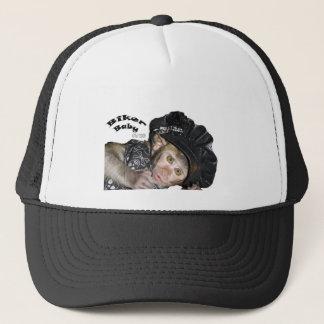 Biker Baby Trucker Hat