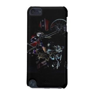 Biker Bones & Stripes N Stars iPod Touch 5G Cases