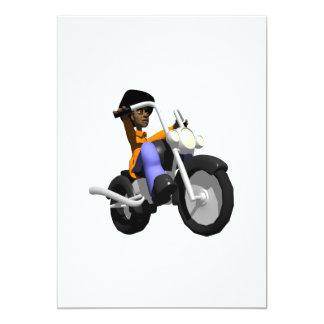 Biker Card