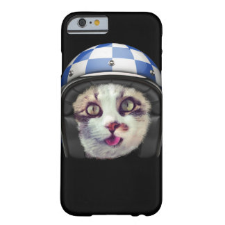 Biker Cat Barely There iPhone 6 Case