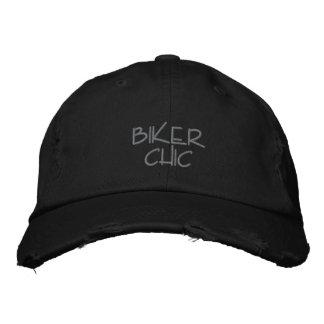 BIKER CHIC HAT LAKE OZARK