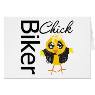 Biker Chick Cards