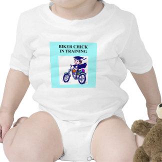 biker chick daughter joke baby creeper
