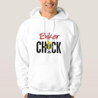 Biker Chick Hoodie