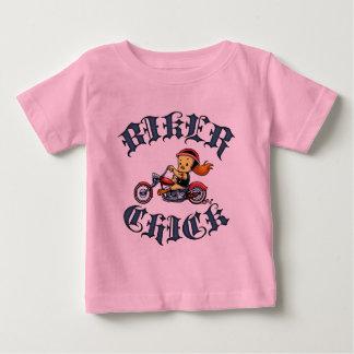 Biker Chick II Baby T-Shirt