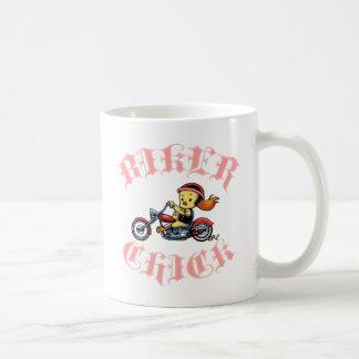 Biker Chick II Coffee Mug