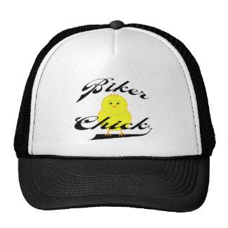 Biker Chick Trucker Hat