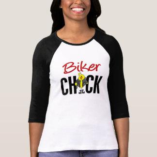 Biker Chick Tee Shirt