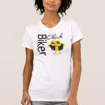 Biker Chick Tshirts